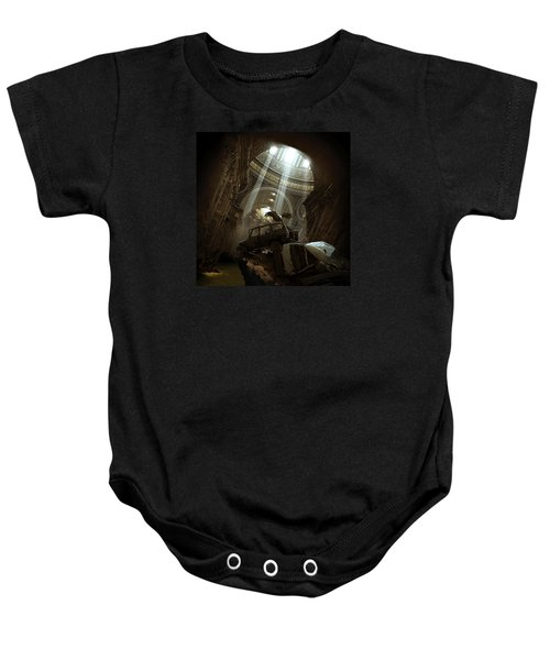 Spiritual Archives II Baby Onesie