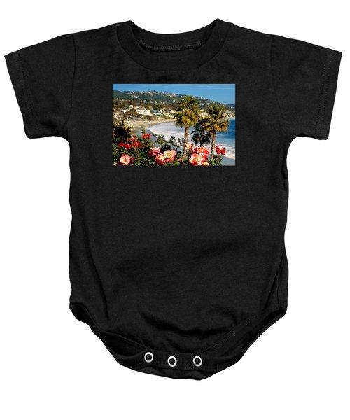 Springtime In Laguna Baby Onesie