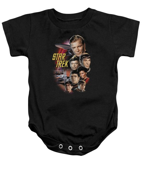 St Original - The Classic Crew Baby Onesie