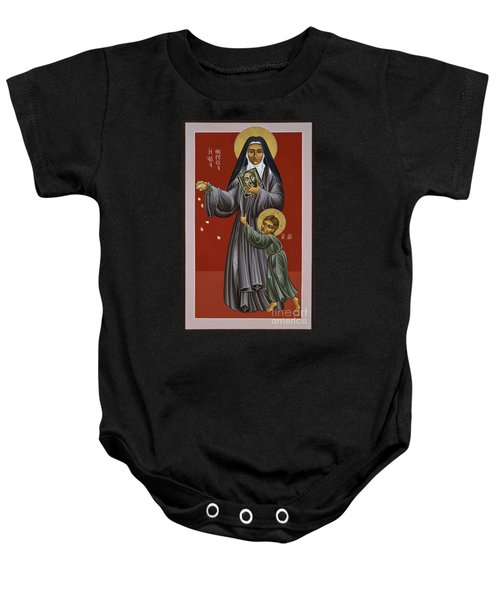 St. Therese Of Lisieux Doctor Of The Church 043 Baby Onesie