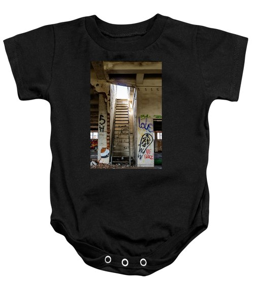 Stairway To Heaven? I Don't Think So... Baby Onesie