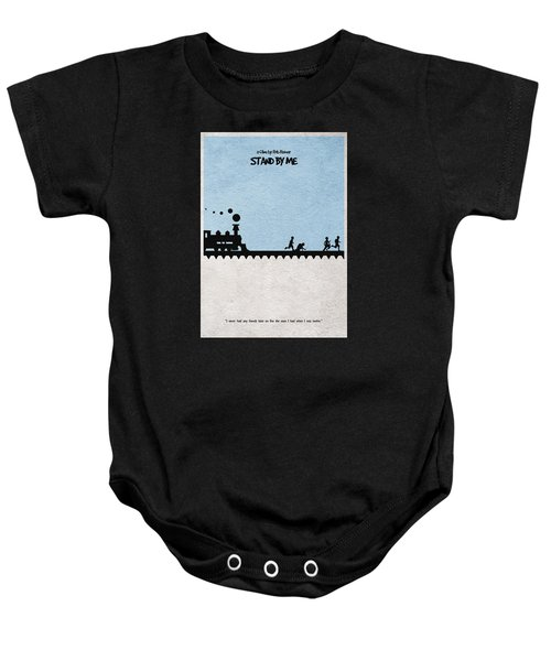 Stand By Me Baby Onesie
