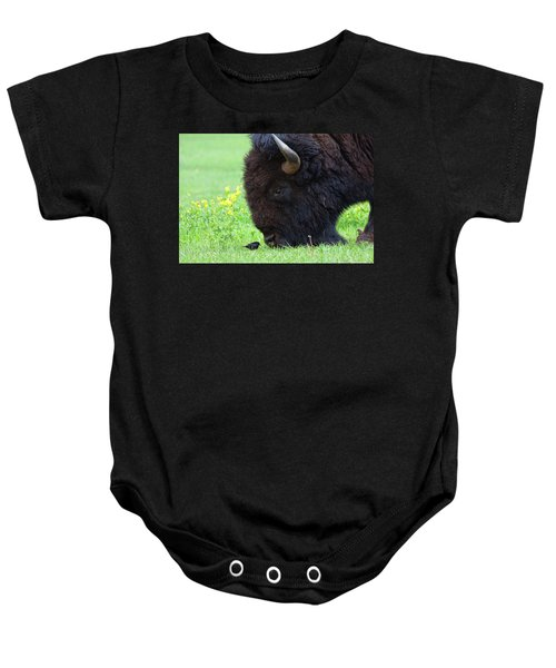 Stand Your Ground Baby Onesie
