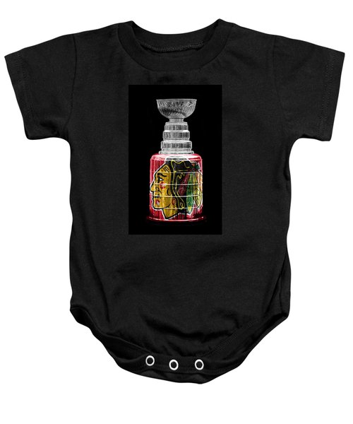 Stanley Cup 6 Baby Onesie
