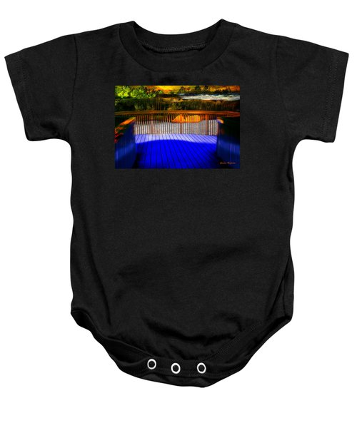 Step Out Baby Onesie
