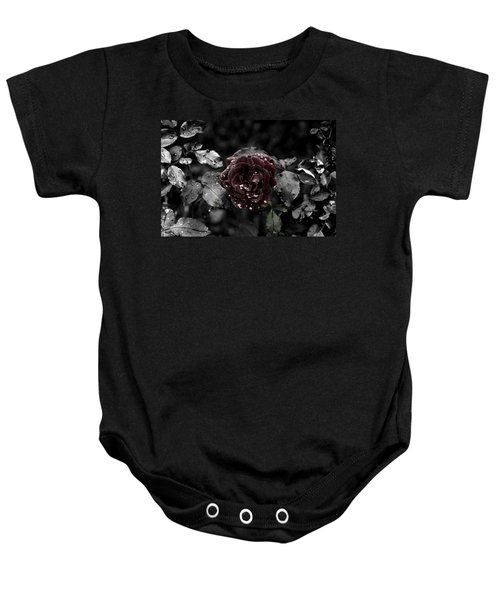 ...still A Rose Baby Onesie