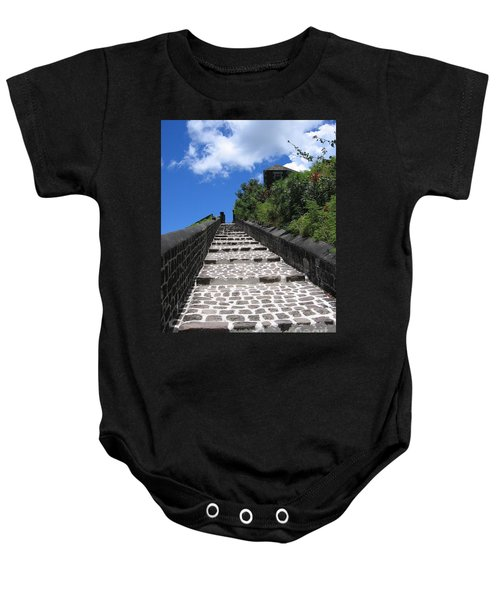 St.kitts - Ascent Baby Onesie