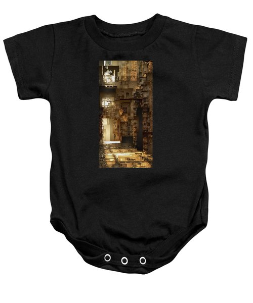 Streets Of Gold Baby Onesie