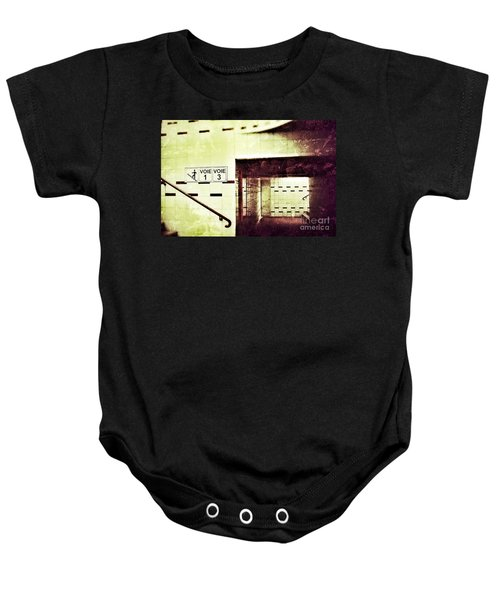 Subway  Baby Onesie