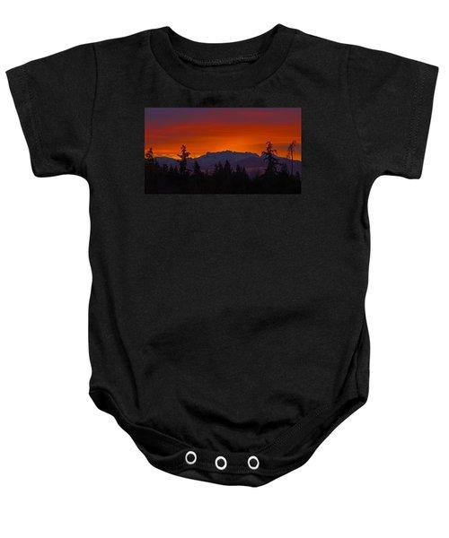 Sundown Baby Onesie
