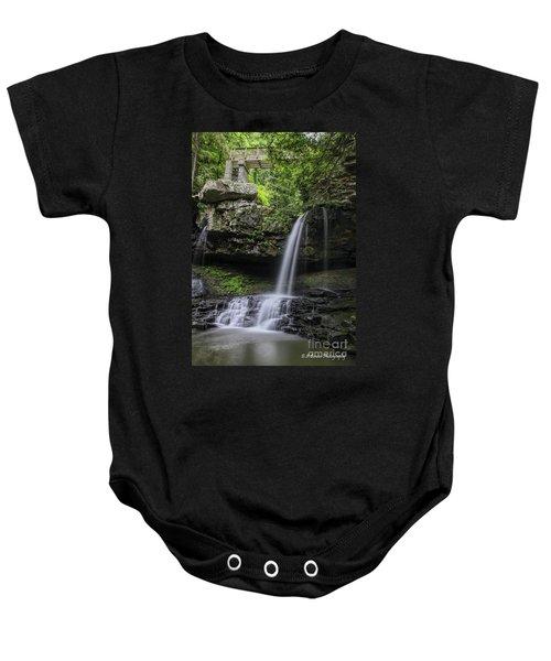 Suttons Gulch Waterfall Baby Onesie