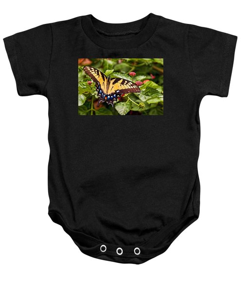 Swallowtail Beauty Baby Onesie