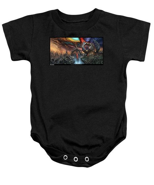 Tapped Into Obscurity  Baby Onesie