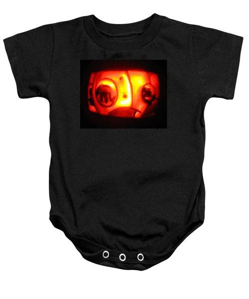 Tarboy Pumpkin Baby Onesie