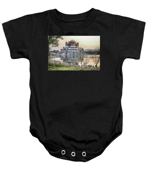 Temple Wuxi China Color Baby Onesie