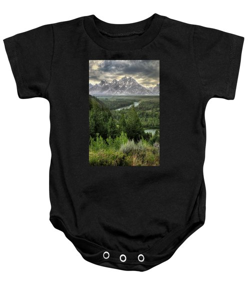 Teton Visions Baby Onesie