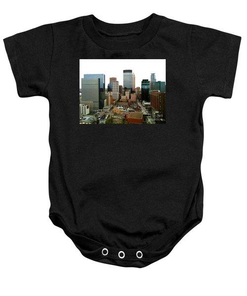 The 35th Floor Baby Onesie