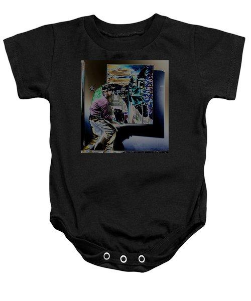 The Artist Paul Emory Baby Onesie