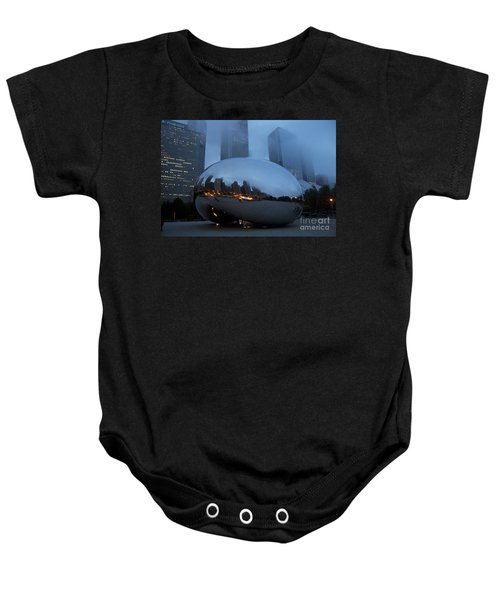 The Bean And Fog Baby Onesie
