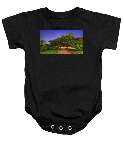 The Century Tree Baby Onesie