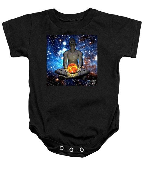 The Creator Baby Onesie