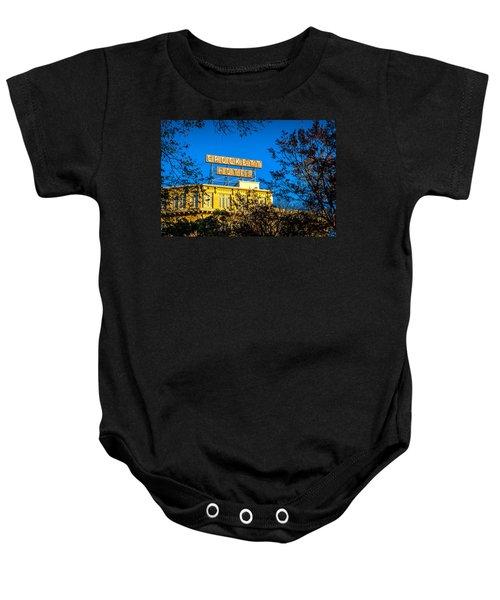 The Crockett Hotel Baby Onesie