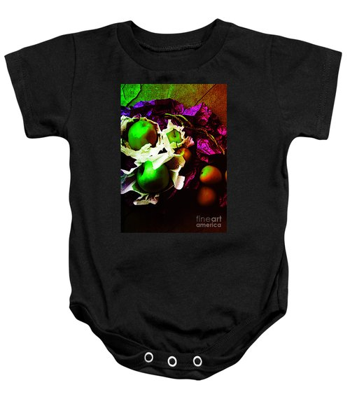 The Forbidden Fruit II Baby Onesie