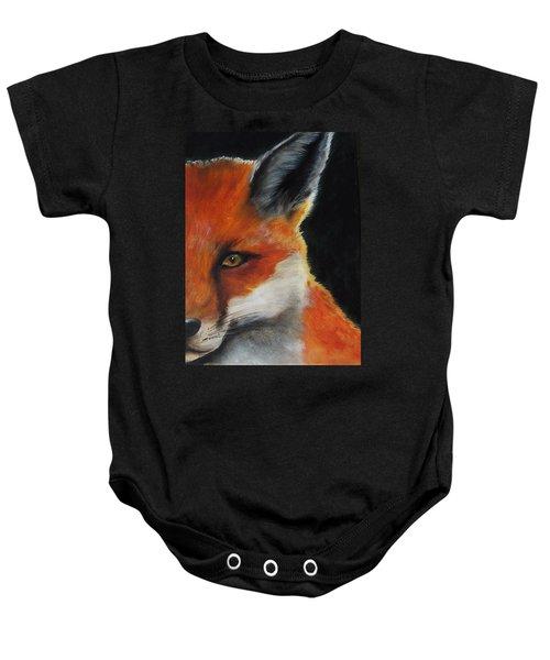 The Fox Baby Onesie