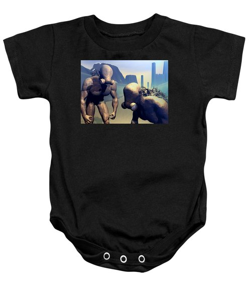 The Future Ancients Baby Onesie