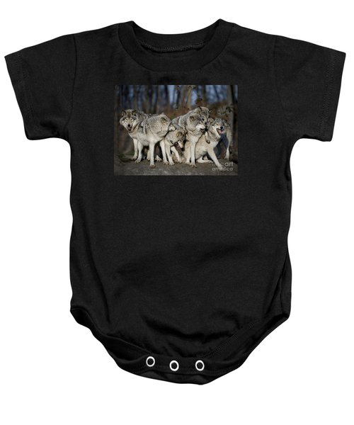 The Gang Baby Onesie