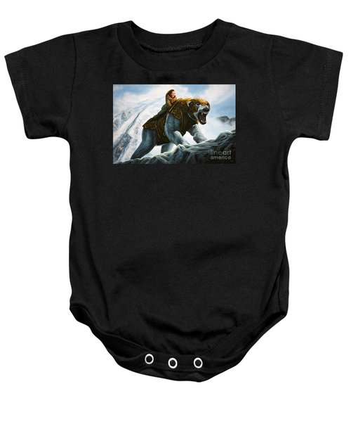 The Golden Compass  Baby Onesie