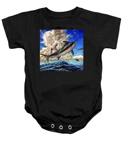The Grand Challenge  Marlin Baby Onesie