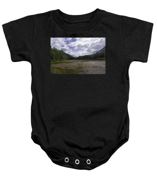 The Great Alaskan Wilderness Baby Onesie
