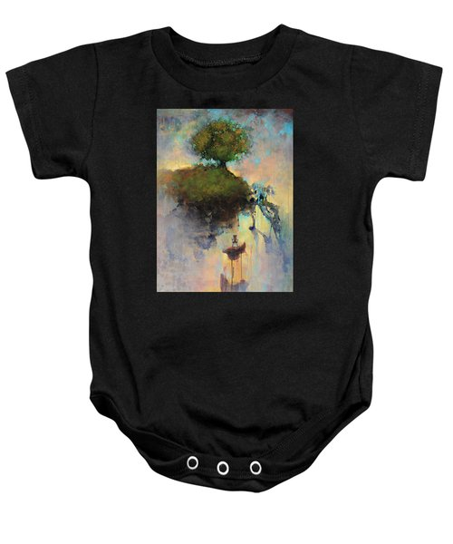 The Hiding Place Baby Onesie