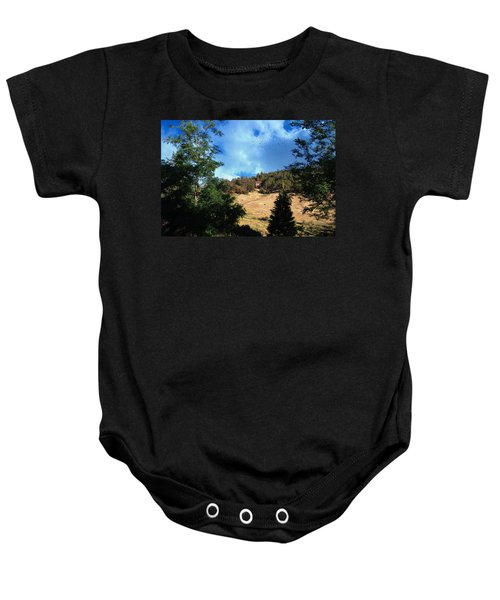 The Hillsides Of Julian Baby Onesie