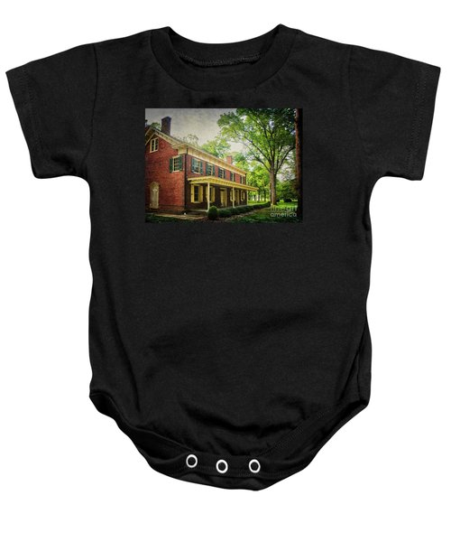 The John Stover House Baby Onesie