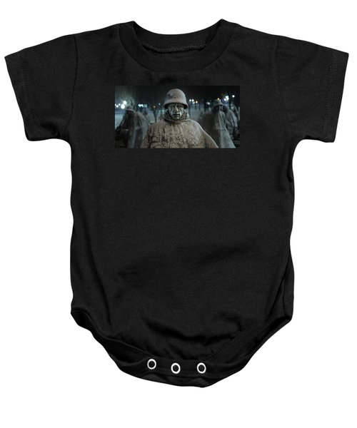 The Lead Scout Baby Onesie