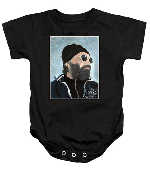 The Man Who Stole My Heart.. Baby Onesie