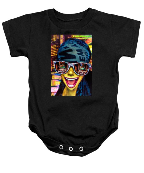 The New York City Tourist Baby Onesie