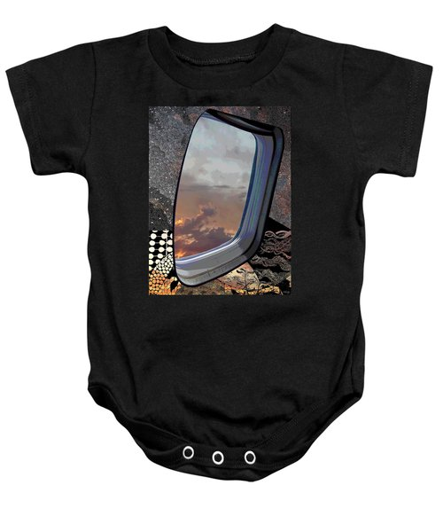 The Other Side Of Natural Baby Onesie