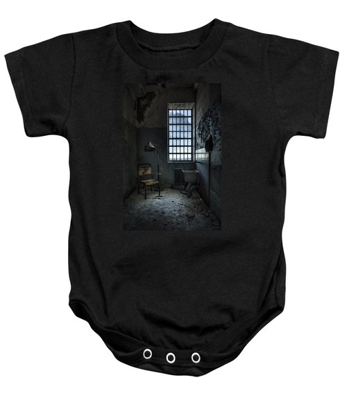 The Private Room - Abandoned Asylum Baby Onesie