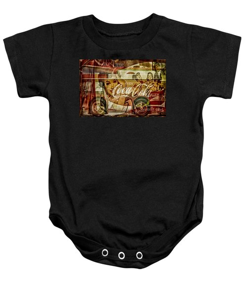 The Real Thing Baby Onesie