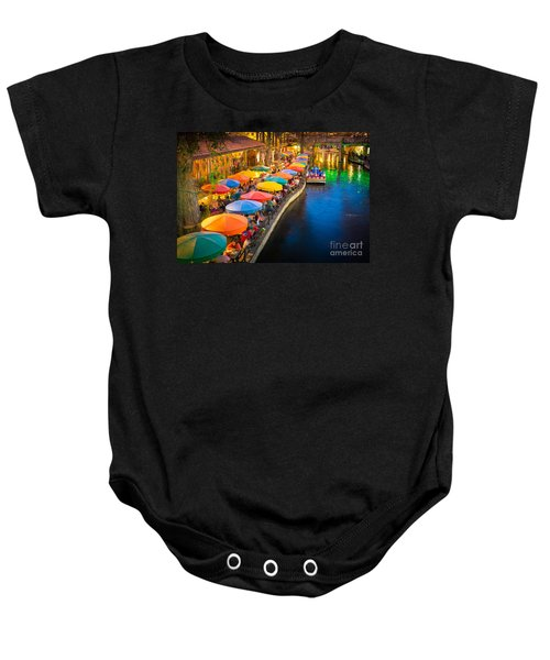 The Riverwalk Baby Onesie