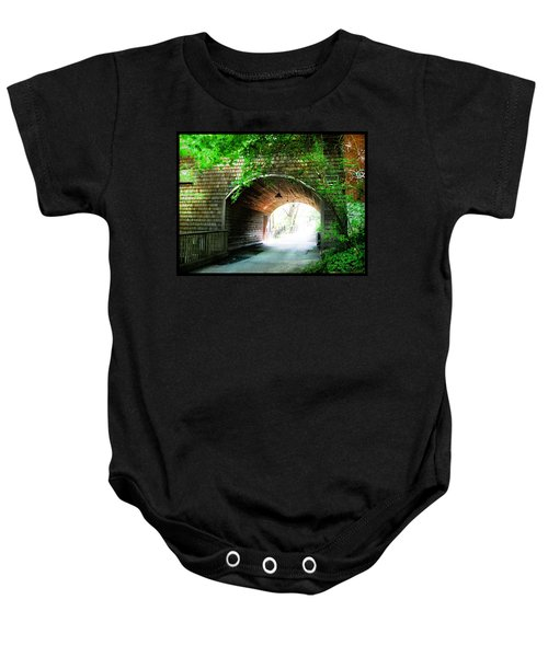 The Road To Beyond Baby Onesie