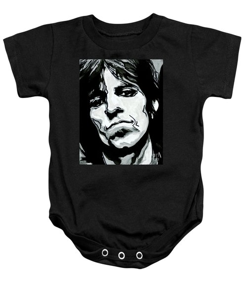 The Rock Star Baby Onesie