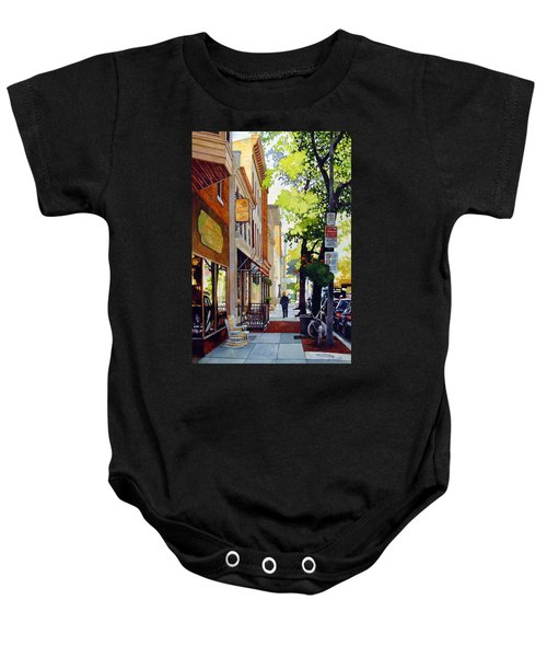 The Rocking Chairs Baby Onesie