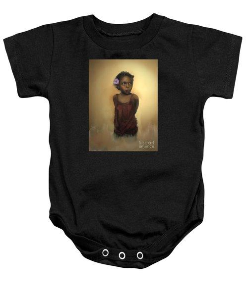 The Secret Baby Onesie