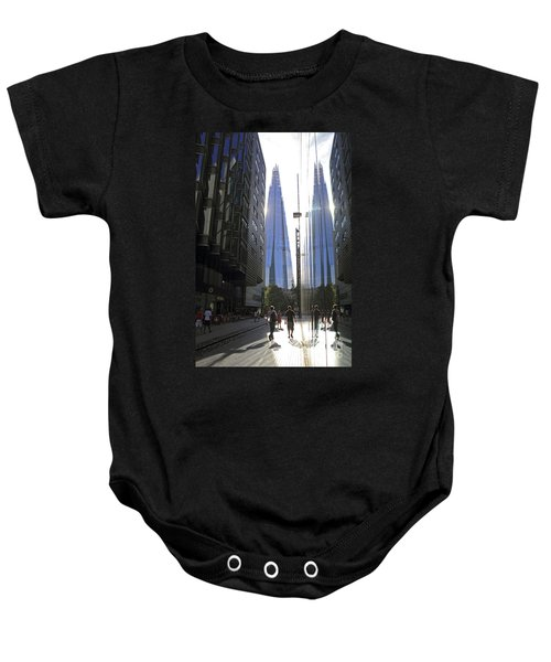The Shard London Baby Onesie