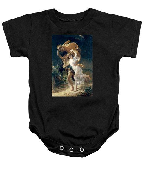 The Storm  Baby Onesie