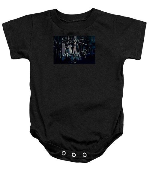 Tcm #2 - Slaughterhouse  Baby Onesie